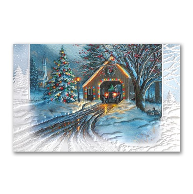 New England Christmas Cards